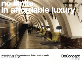 "BoConcept – ""No Limits"""